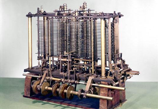 Чарльз Бэббидж – отец компьютера XIX в.