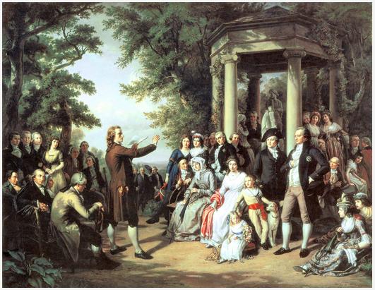 эпоха просвещения в европе презентация