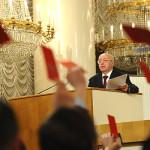 Сергей Кургинян на съезде родителей России