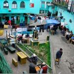 Одиночная камера в боливийской тюрьме