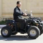 Дмитрий Горбунов: электрические квадроциклы – наступившее будущее