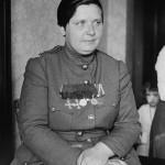 Мария Бочкарёва. США, 1918 год.