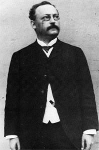 Герман Эйнштейн, 1847 – 1902.