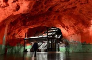 Сольна в Стокгольме