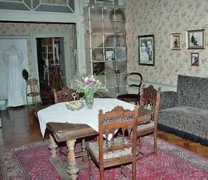Внутренние помещения Дома Эйнштейна