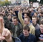Несмотря на общественные протесты, студентов-платников в государственных вузах уже на полмиллиона больше, чем бюджетников