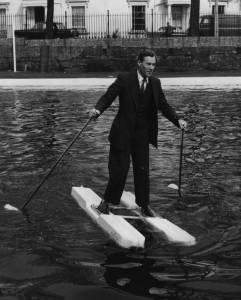 Ботинки для передвижения по воде