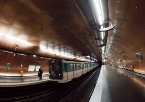 Станция Искусств и ремёсел в Париже