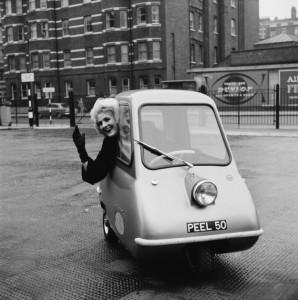 Первый микроавтомобиль для большого города