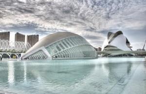 Научно-развлекательный комплекс в Валенсии