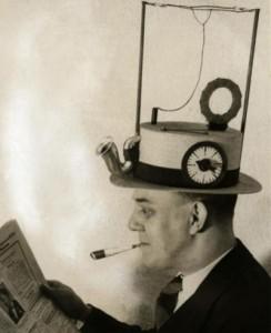 Шляпа-радио (США, 1931)