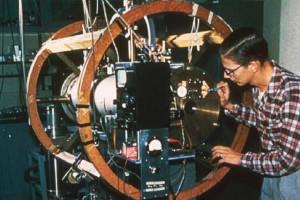 Первые атомные часы NBS-1