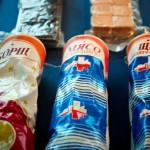 Тюбики с первой советской космической едой. Источник фото: liveinternet.ru