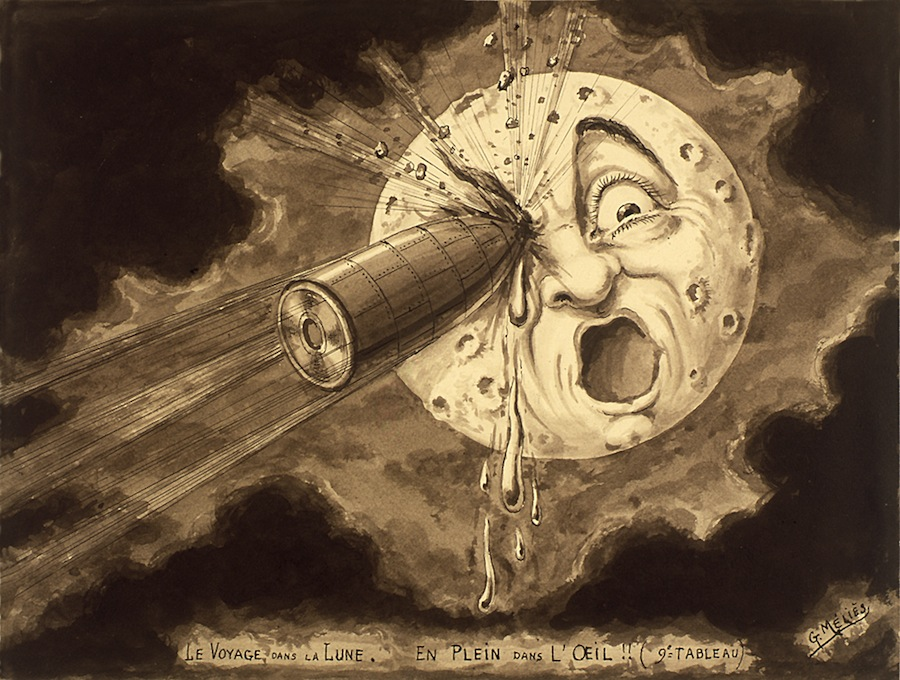 the works of georges melies the pioneer in making fantasy films Endnotes the best introductions to méliès' biography are david robinson, georges méliès: father of film fantasy, london, museum of the moving image, 1993, and jacques meny's film la magie méliès (1997).
