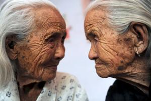 Самые старые на планете люди живут в Китае