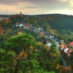 Рабштейн над Стржелой, Чехия