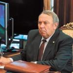 Яхтсмен Владимир Фортов продолжает лавировать в мутных водач госполитики. Фото пресс-службы Кремля