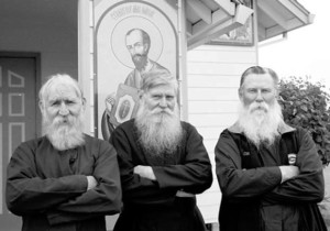 Современные старообрядцы в городе Вудберн, штат Орегон, США