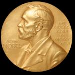 Медаль нобелевского лауреата. Wikimedia Commons