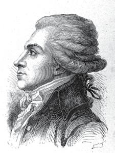 Бертран Барер де Вьёзак – французский революционный деятель, адвокат, председатель Конвента во время суда над Людовиком XVI
