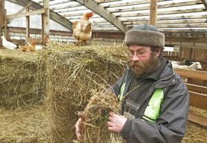 Районные будни фермера Сабира Зейналова