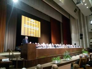 Текстовая трансляция Общего собрания РАН 24 марта 2015 года