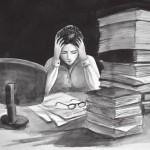Бумажная пыль в глаза, или Долой бюрократизацию образования