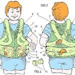 Жилет для выгуливания грызунов, патент выдан в 1999 году
