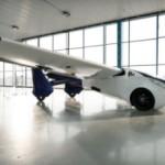 Летающий автомобиль может появиться в 2017 году