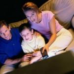 Телевизор искажает восприятие реальной жизни