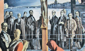 Философский пароход 1922 года как пример неумения государства управлять интеллектуальными процессами нефизического порядка