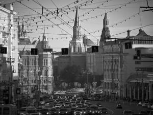 «Принцип Москвы»: экспансия вглубь и вширь