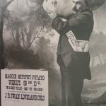 Картофелина Мэгги Мерфи весом в 39,3 кг.