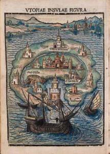 Архитектура литературных утопий Возрождения