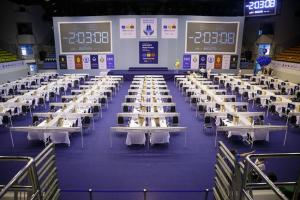 Перед началом чемпионата ACM-ICPC. Фото: icpcnews icpcnews/Flickr