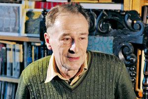 Академик Евгений Александров (фото Газета.ru)