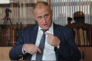 Александр Аузан. Декан экономического факультета МГУ