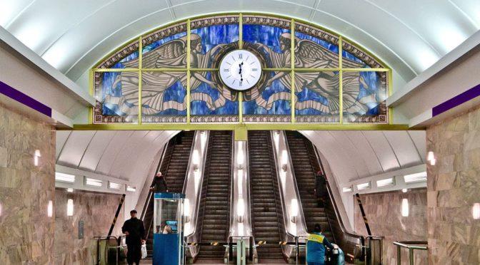Как строили петербургское метро, откуда взялись легенды о гигантских червях и чего мы не знаем о создании «Адмиралтейской»?