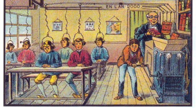 Образование впереди перемен: школа неопределенности