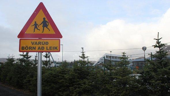 Школа в Исландии: разноцветные фигурки вместо оценок