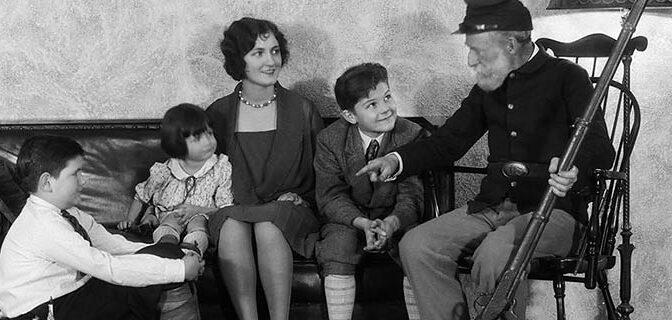 14 советов, как [лучше] записать воспоминания дедушки или бабушки