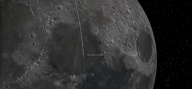 Третья (и вторая неудачная) посадка на Луну в 2019